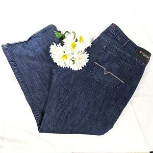 Guess Slim Boot Montara Fit Dark-Wash Jeans